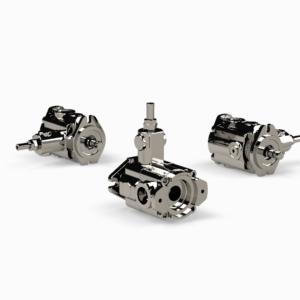 Vane Pumps Pressure Compensated