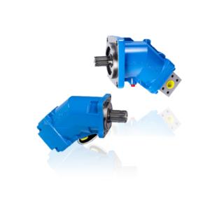 Fixed Displacement Bent Axis Piston Motors