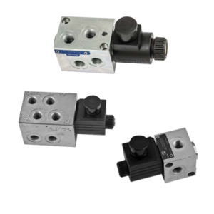 Solenoid Operated Selector Valves
