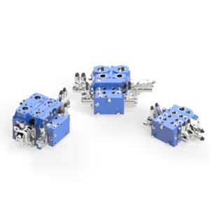 Load Sensing Pre & Post Compensated Combination Valves