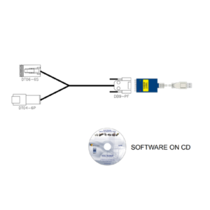 Software and CAN - USB Converter
