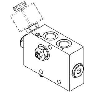 Hydraulic Hammer & Tool Flow Control Valves
